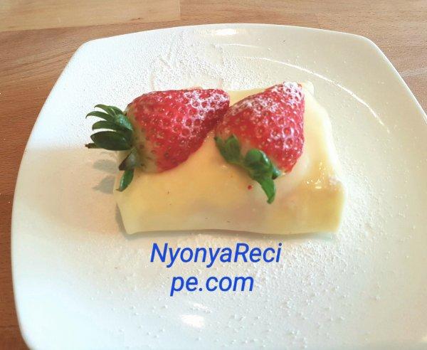 strawberry, pancake, Shrove Tuesday