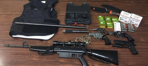 Cops Recover Homemade Shotgun, Make Arrest - NYPD News