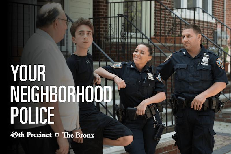 Your Neighborhood Police: 49th Precinct, The Bronx - NYPD News
