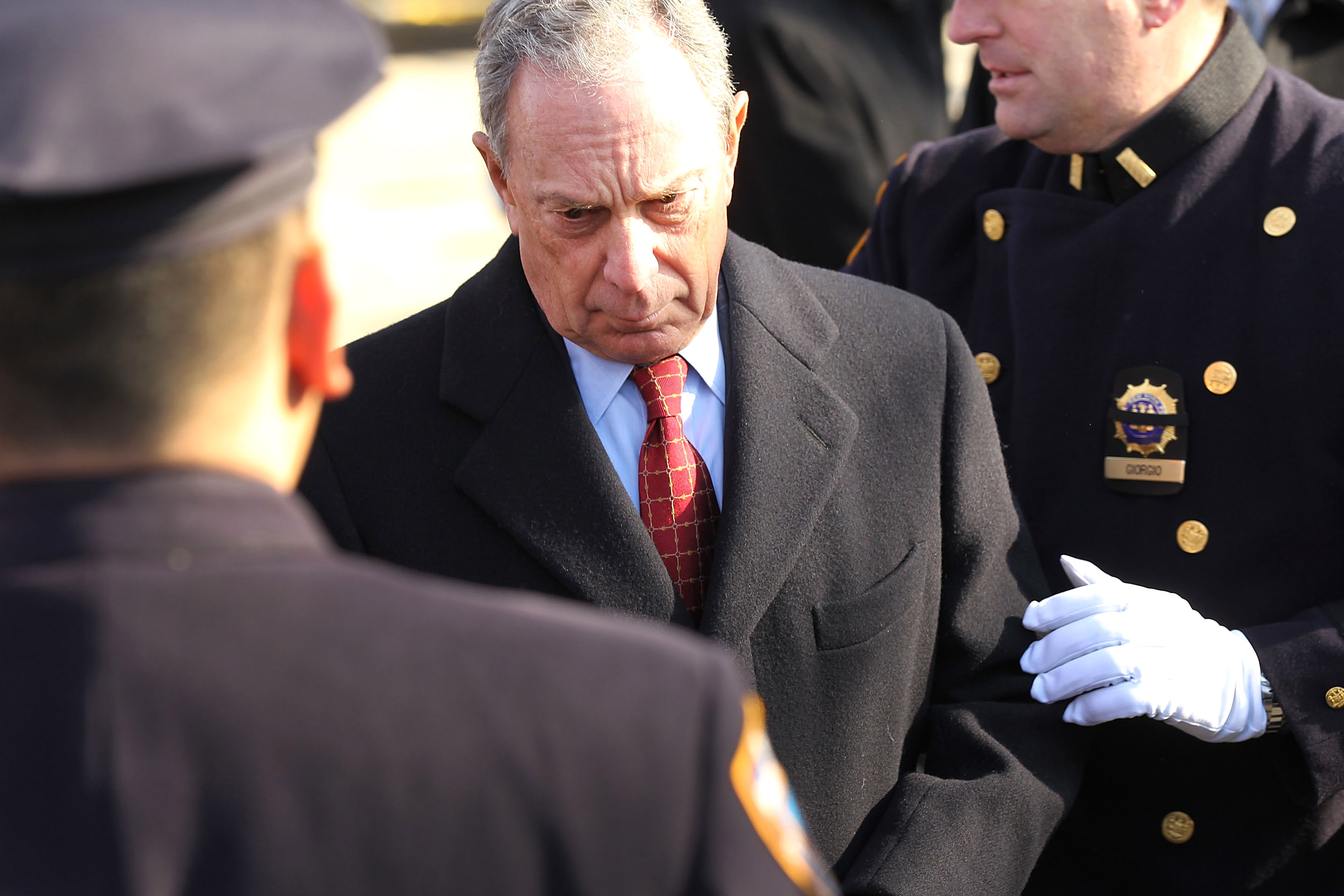 Bloomberg Giving Nypd Bodyguards Jobs To Keep Their Mouths Shut