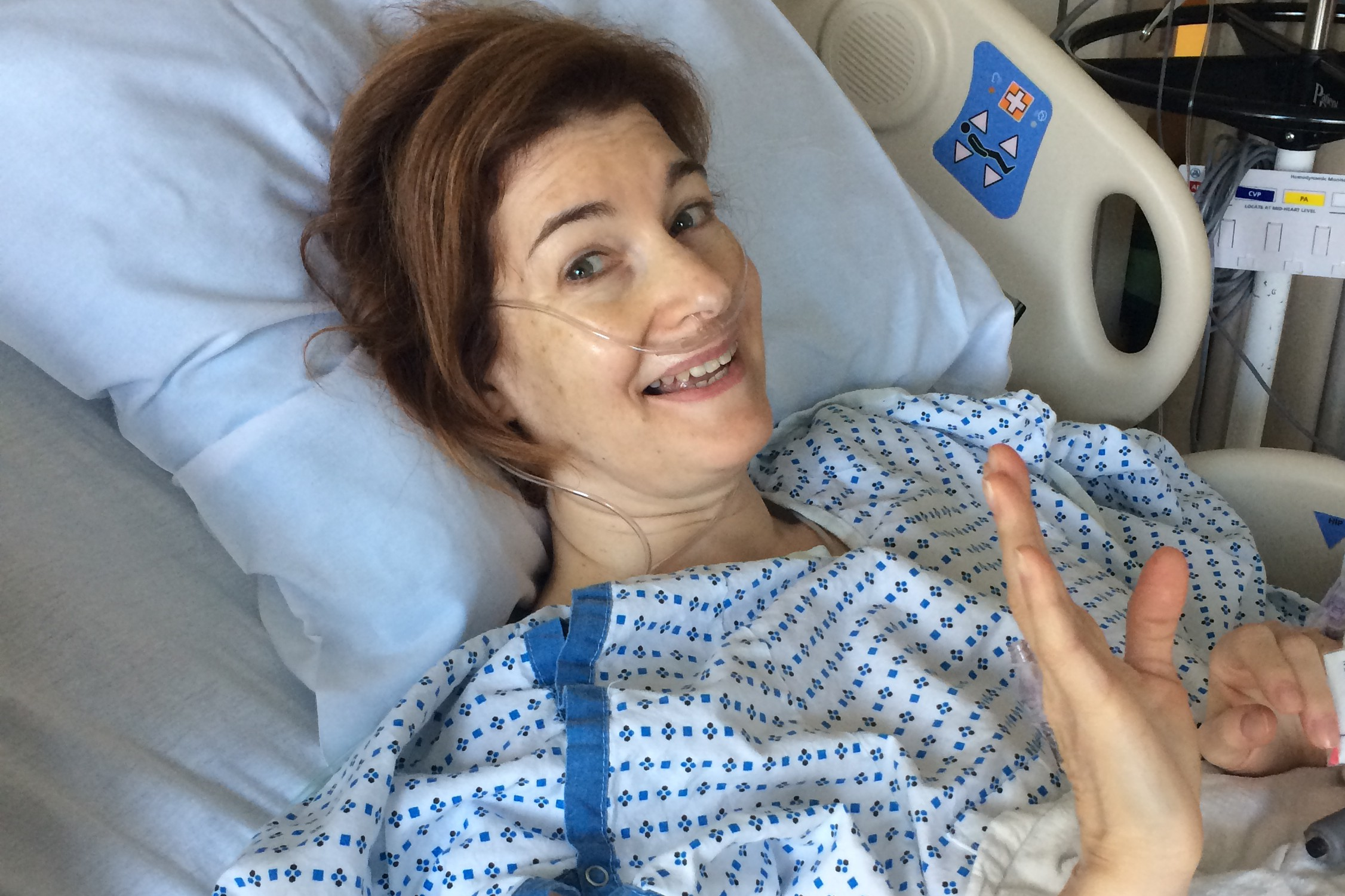 Roma Torre Doing Well After Colon Cancer Surgery