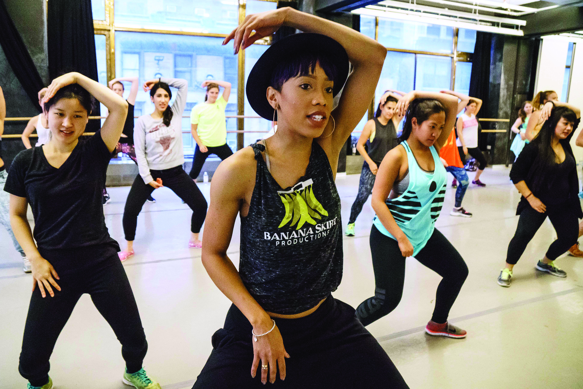 Lose Weight By Learning Your Favorite Stars Dance Moves