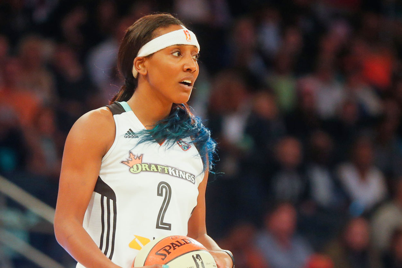 Straight WNBA star: Lesbian culture broke my spirit