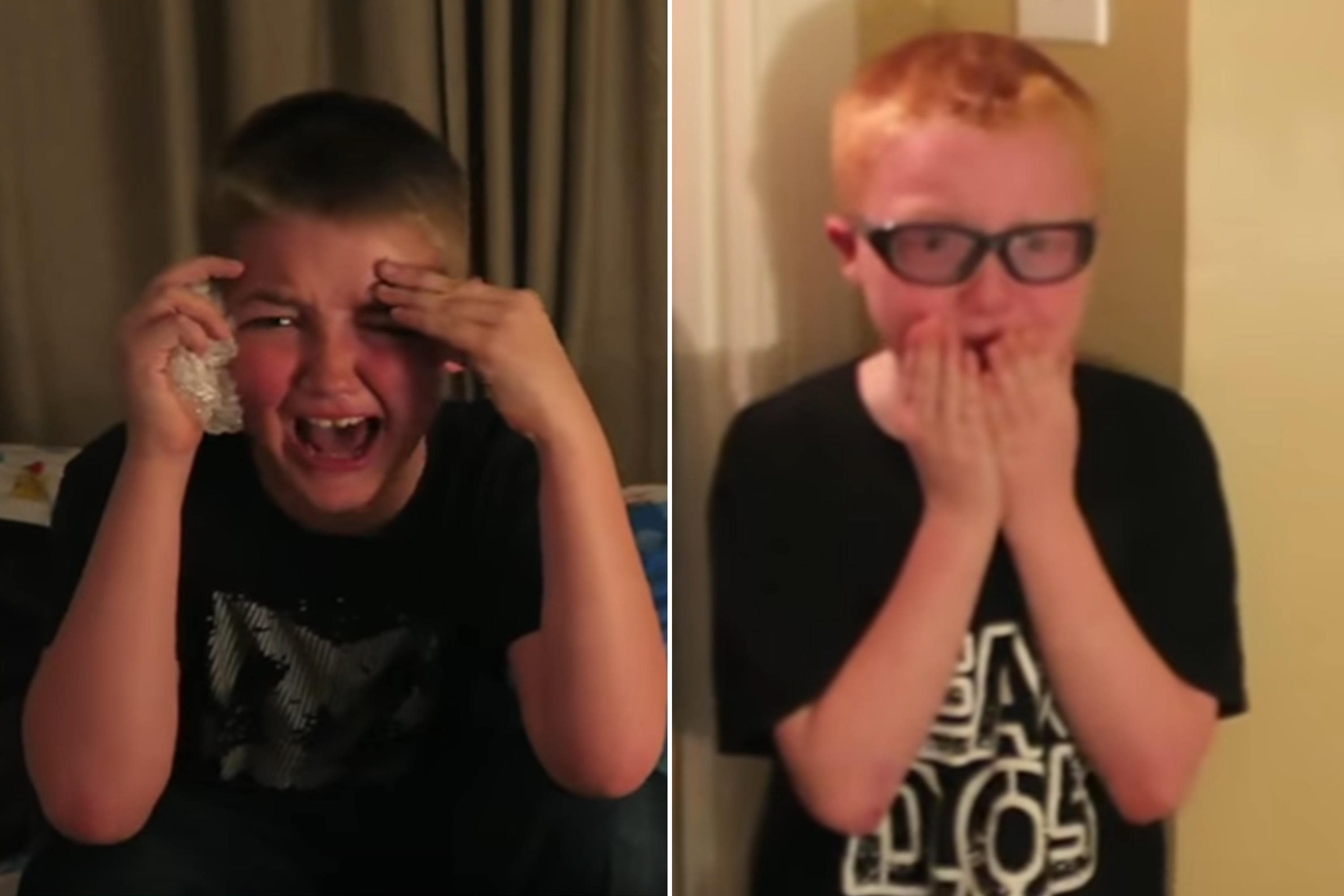 Diabolical Parents Blasted For Cruel Pranks That Make Their Kids Cry