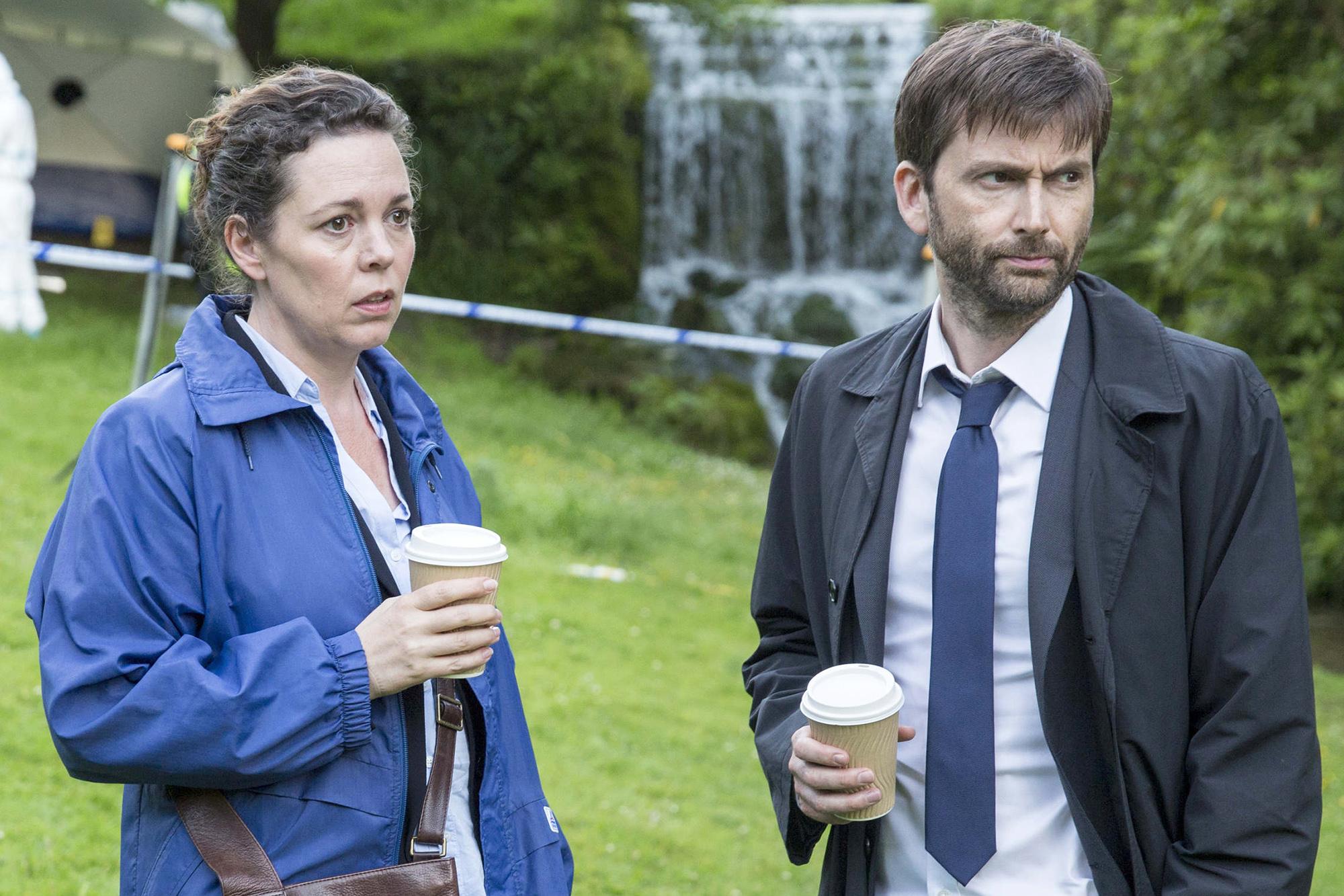Sexual predator haunts final season of 'Broadchurch'