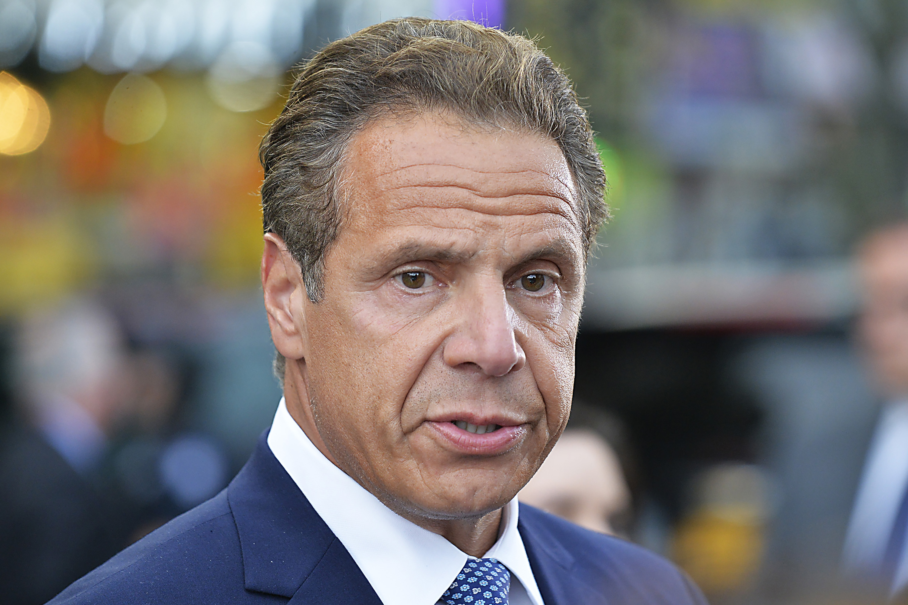 Cuomo S Approval Ratings Get Torched By Summer Of Hell