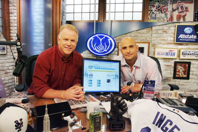 Boomer opens up on Craig Carton 'love,' future of show