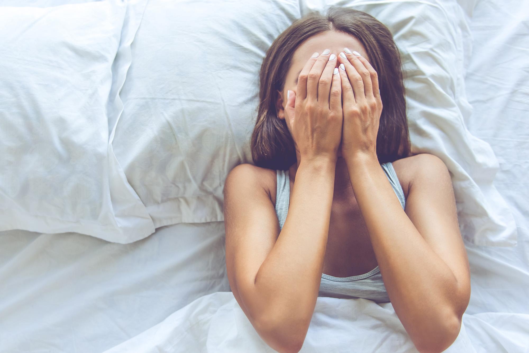 Erotic massage getting women risk during