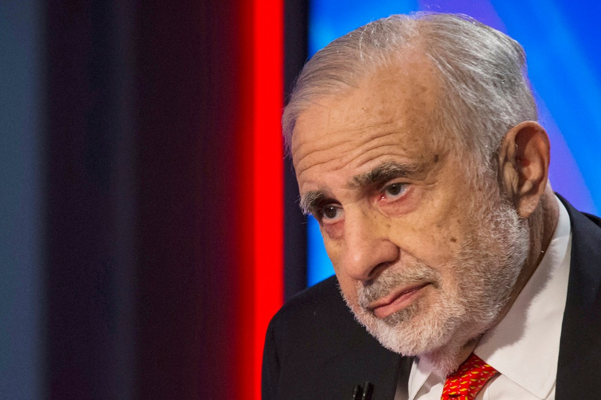 Herbalife stock soars as Carl Icahn sells, says 'role as activist not needed' 1