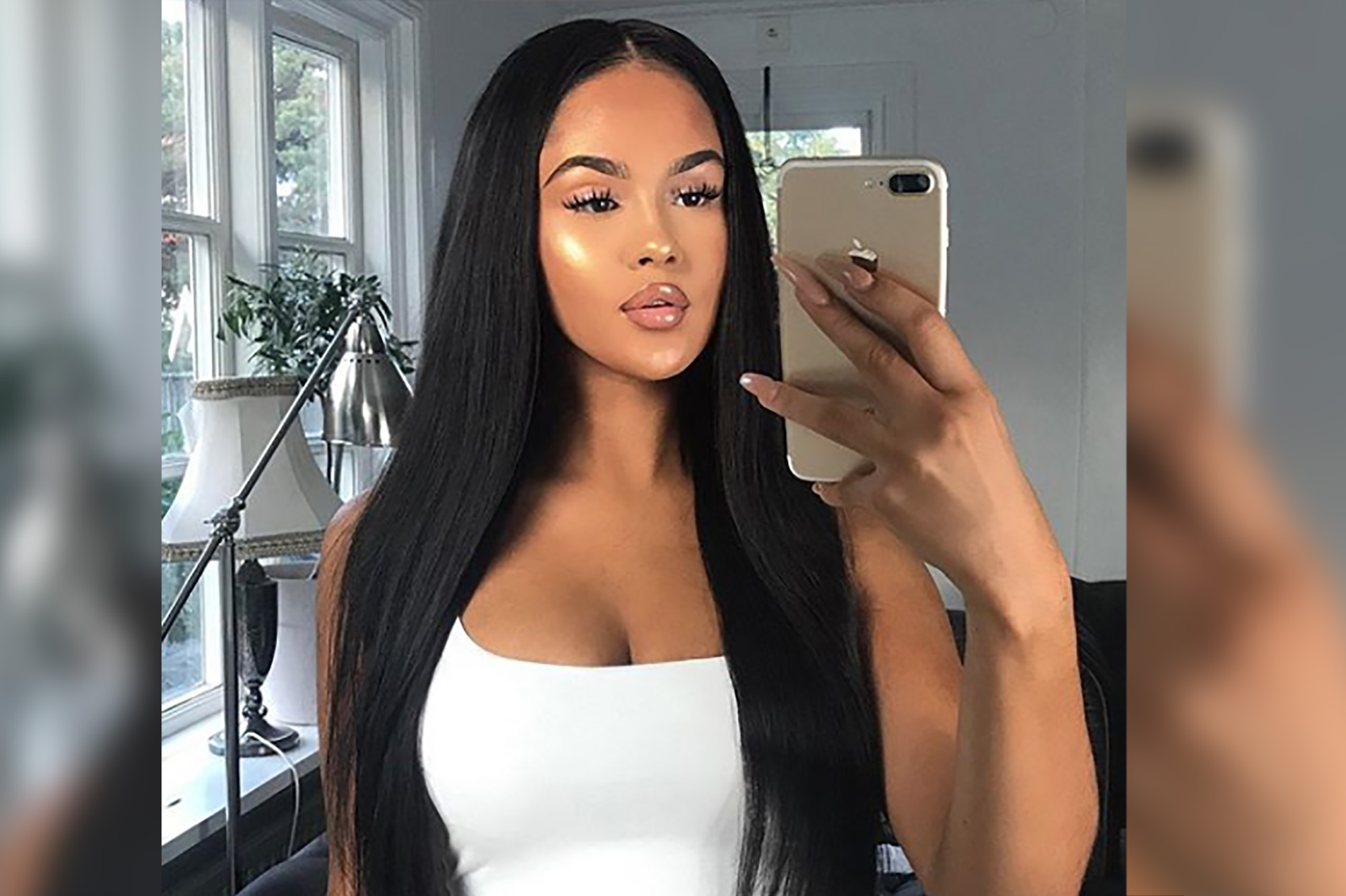 Instagram Model Emma Hallberg Insists She S Not Trying To Be Black