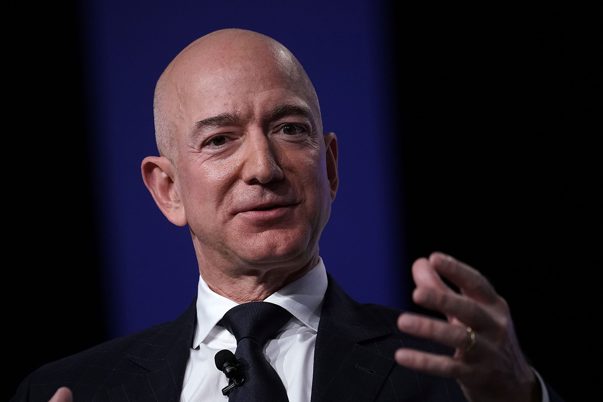 Jeff Bezos Is Stingy When It Comes To Charity