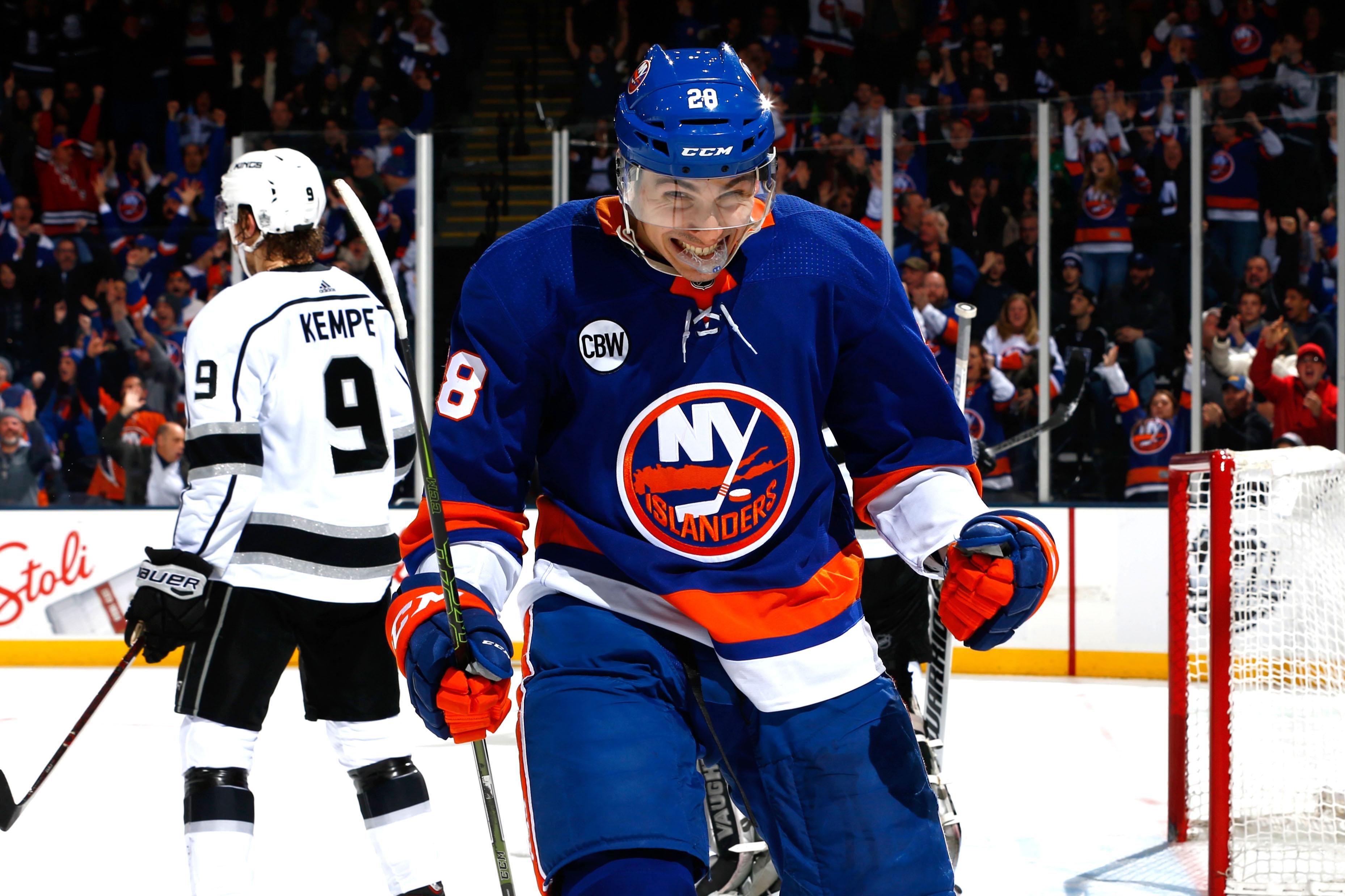 Islanders put in the work to earn nice bounce-back win