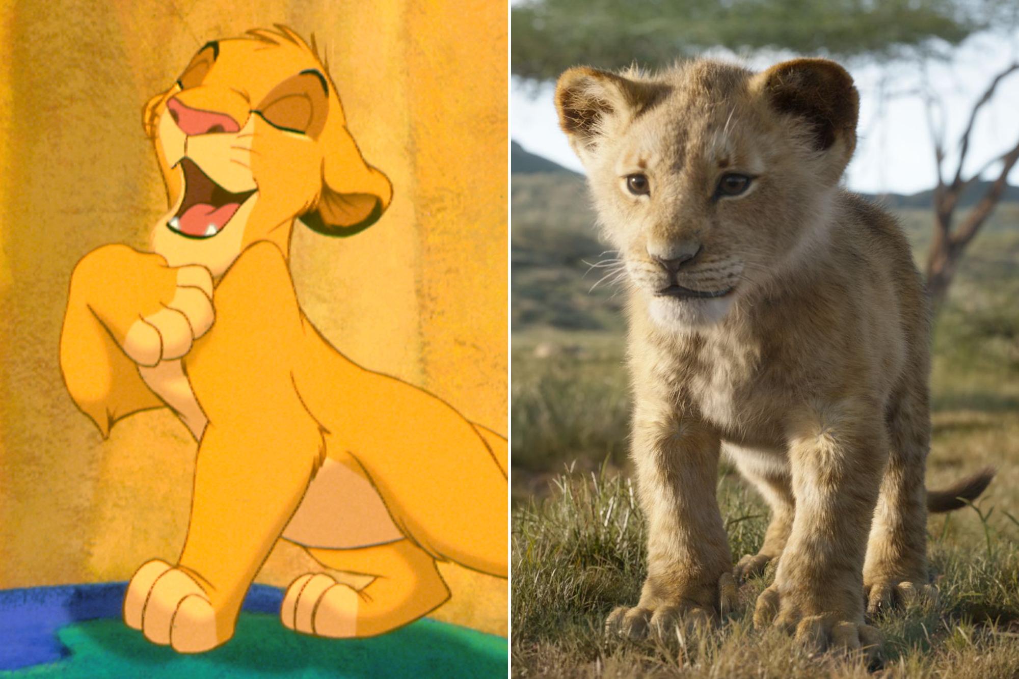 Original Lion King Animator Says Weak Cgi Remake Hurts