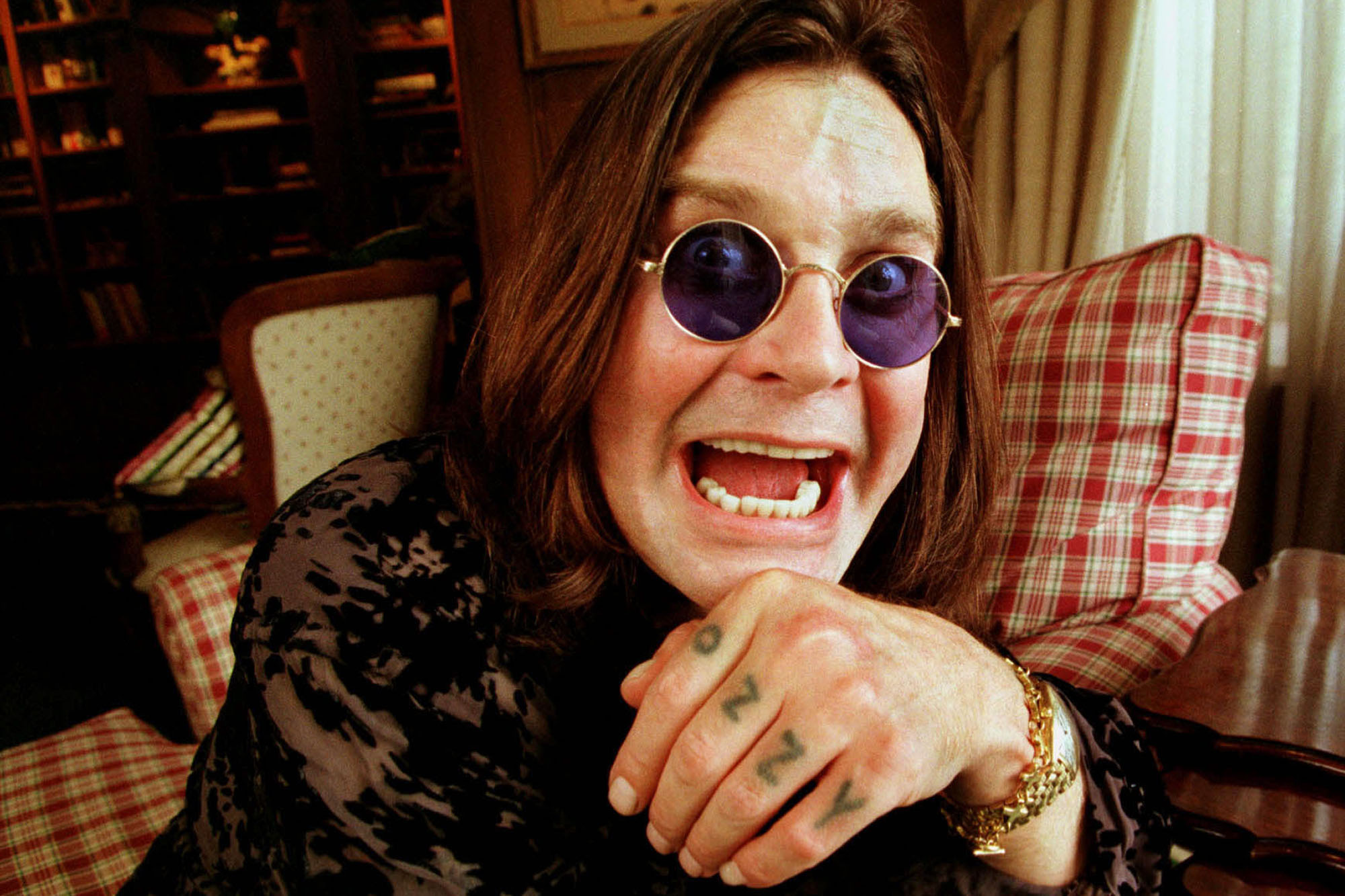 Ozzy Osbourne is a genetic mutant, DNA research proves