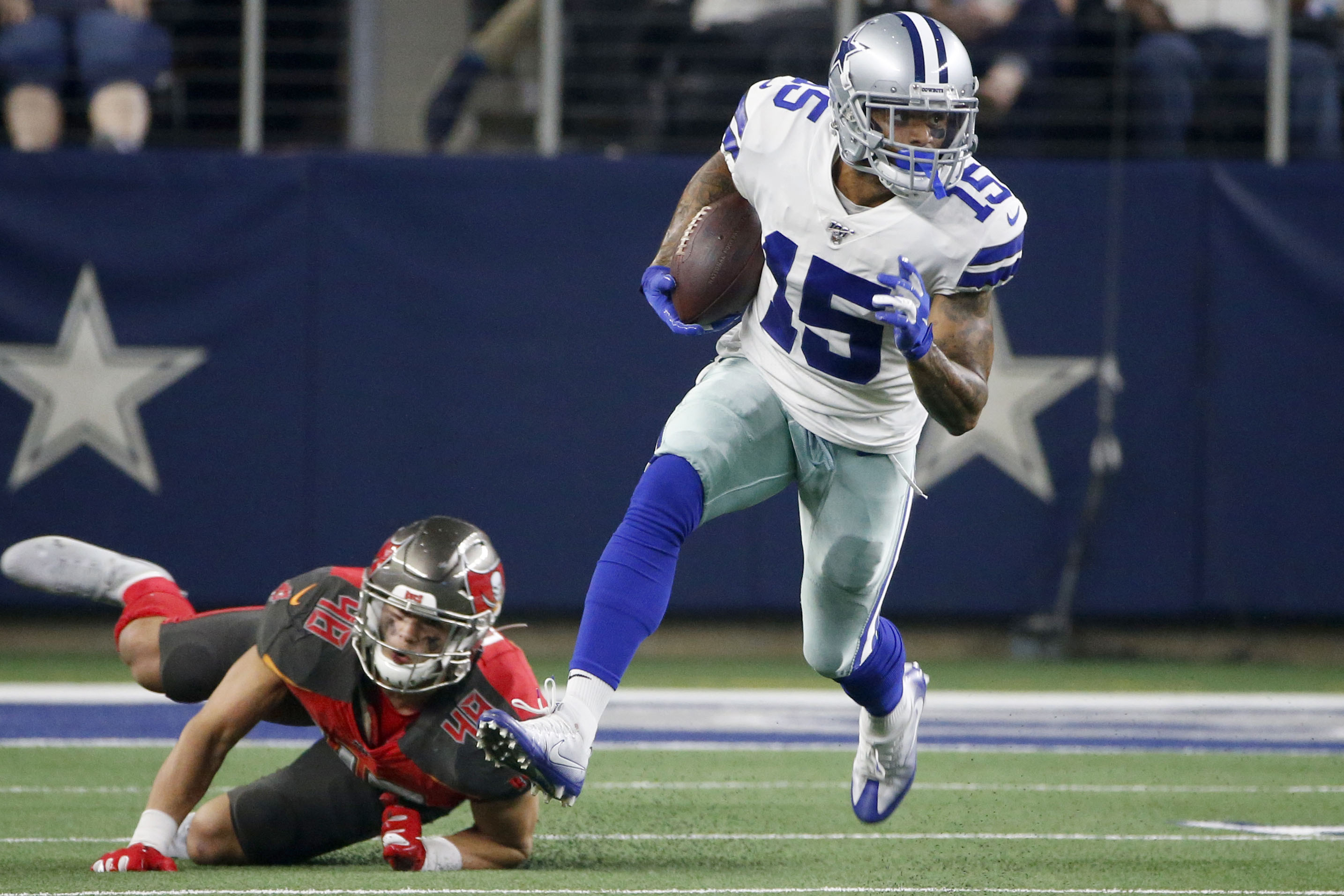 Jets castoff Devin Smith beginning to hit stride with Cowboys