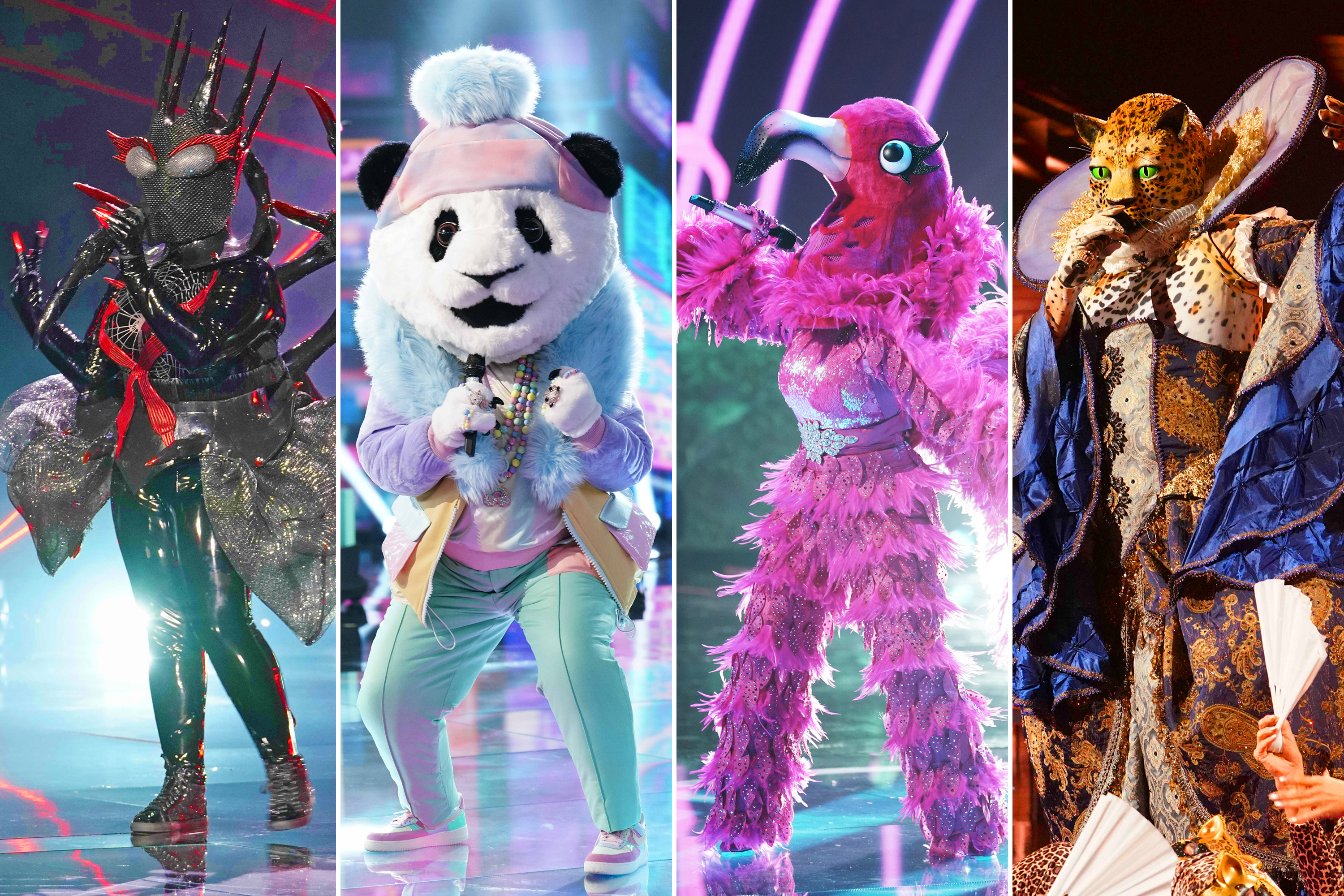 The Masked Singer Reveals Crazy Costumes For Season