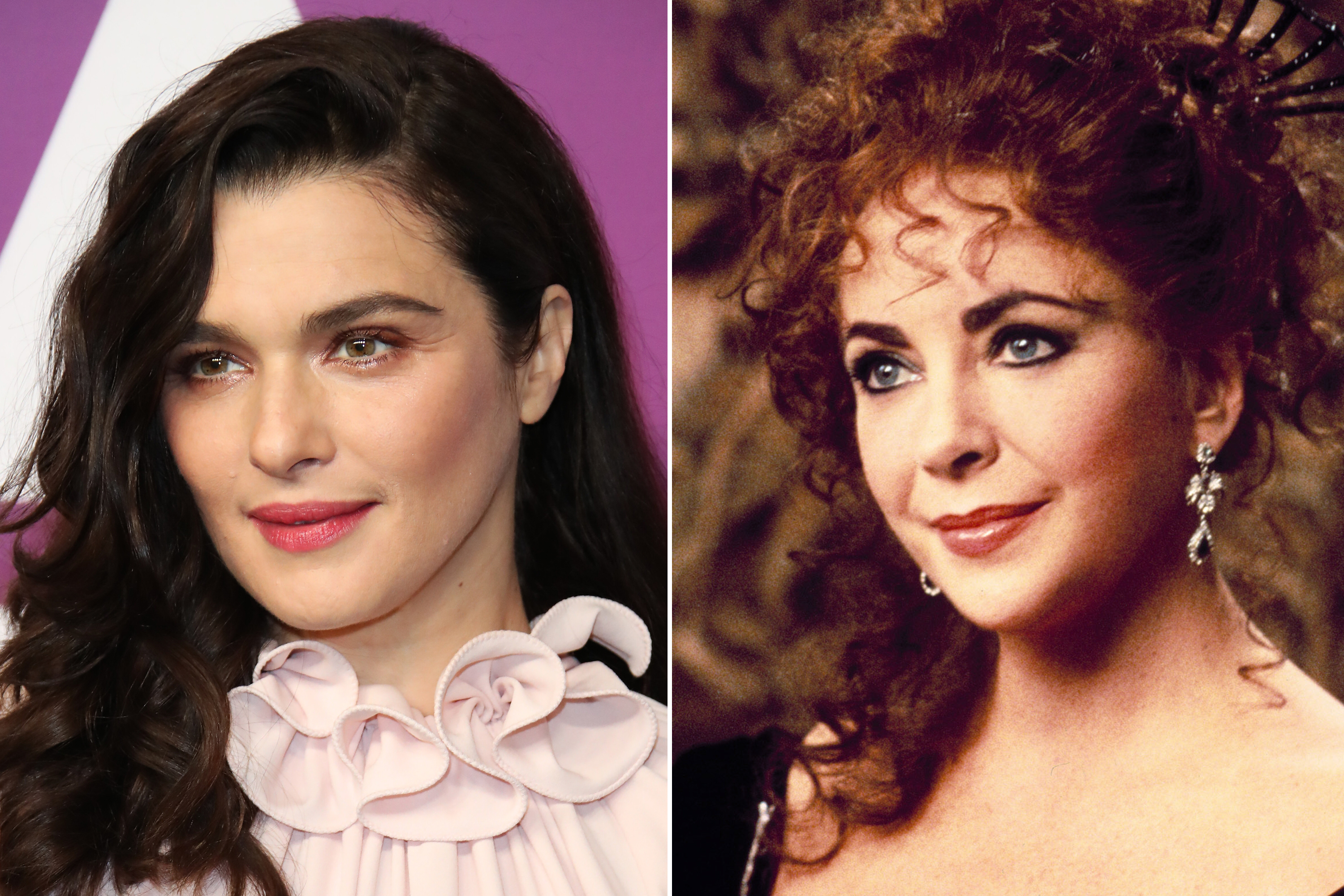 Rachel Weisz cast as Elizabeth Taylor in biopic, but can she deliver?