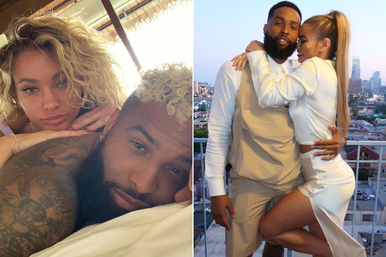Odell Beckham S Rumored Girlfriend Shares Birthday Message To Star