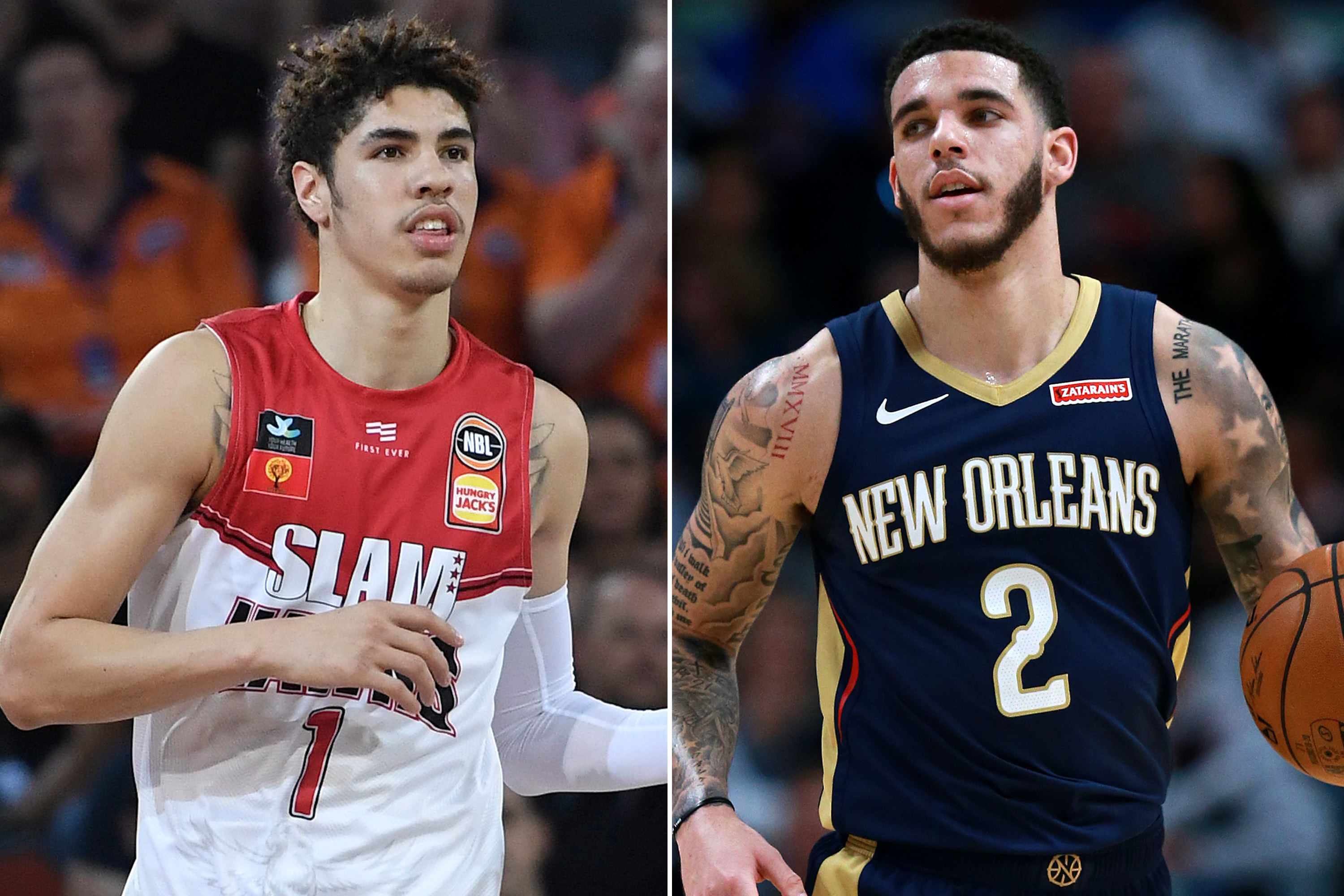 Lamelo Ball I M Better Than Brother Lonzo Ball