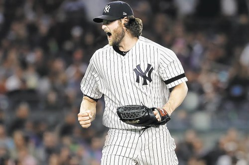 Gerrit Cole represents the Yankees a new Backyard Baseball.