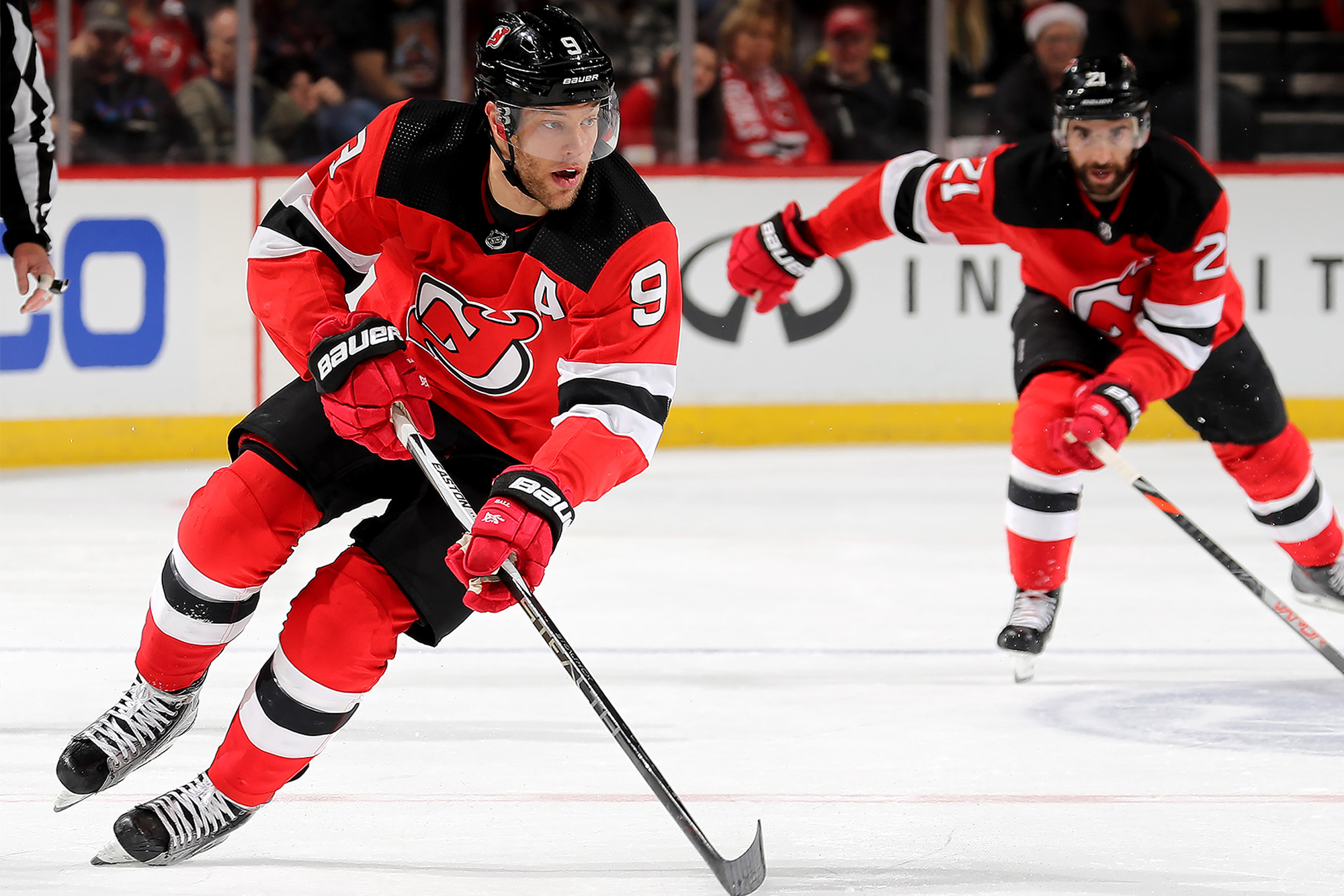 Devils Trade Taylor Hall To Coyotes In Long Awaited Deal