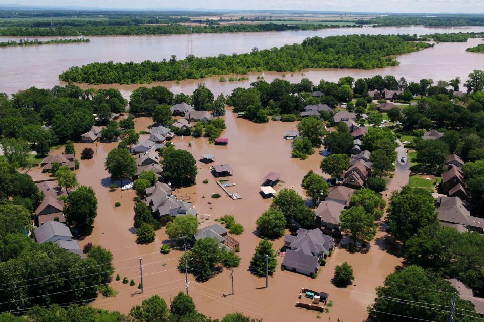 US flood-risk model being made public for first time in boon to homeowners