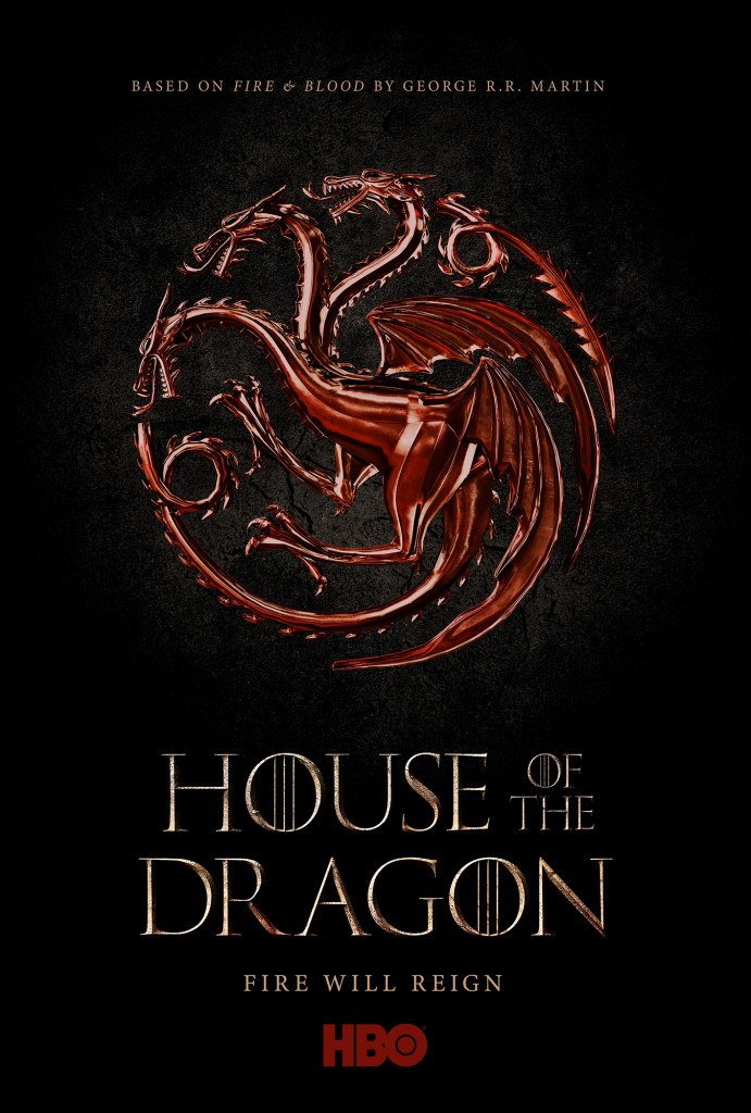 """Art from """"House of the Dragon."""""""