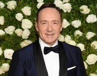 Disgraced Kevin Spacey draws fire for Christmas Eve video