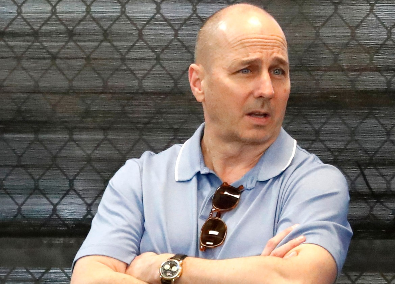 Brian Cashman willing to play dangerous Yankees pitching game 1