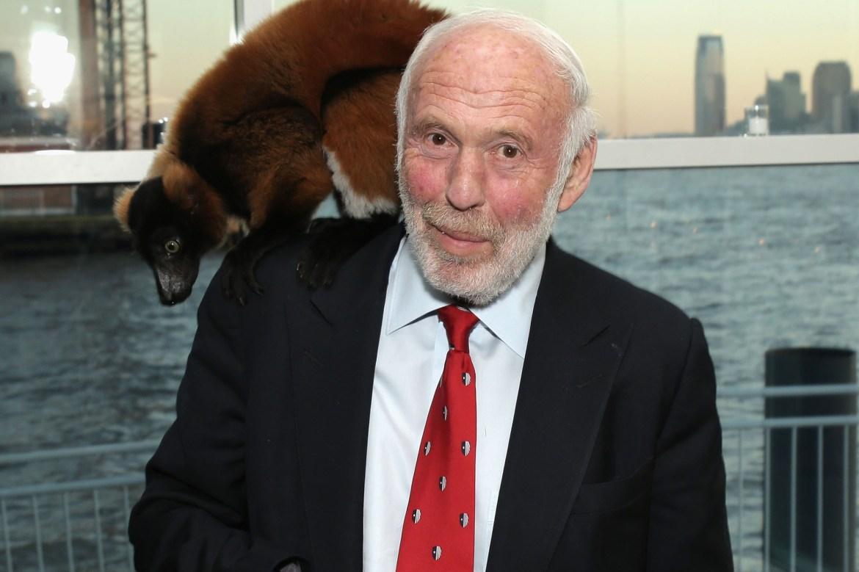 Investing legend James Simons steps down as chairman of Renaissance Technologies 1