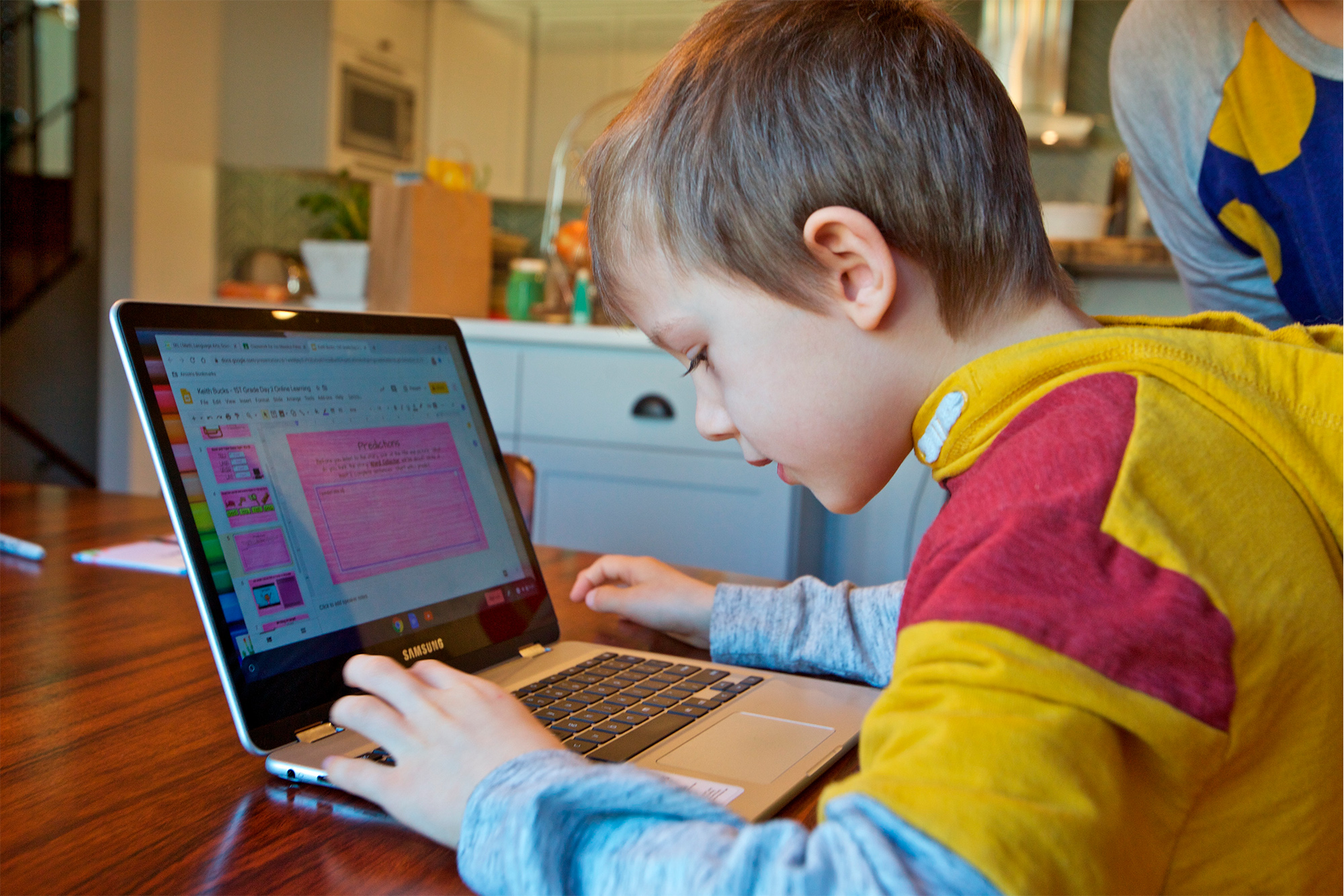 Remote Learning Is Turning Out To Be A Burden For Parents