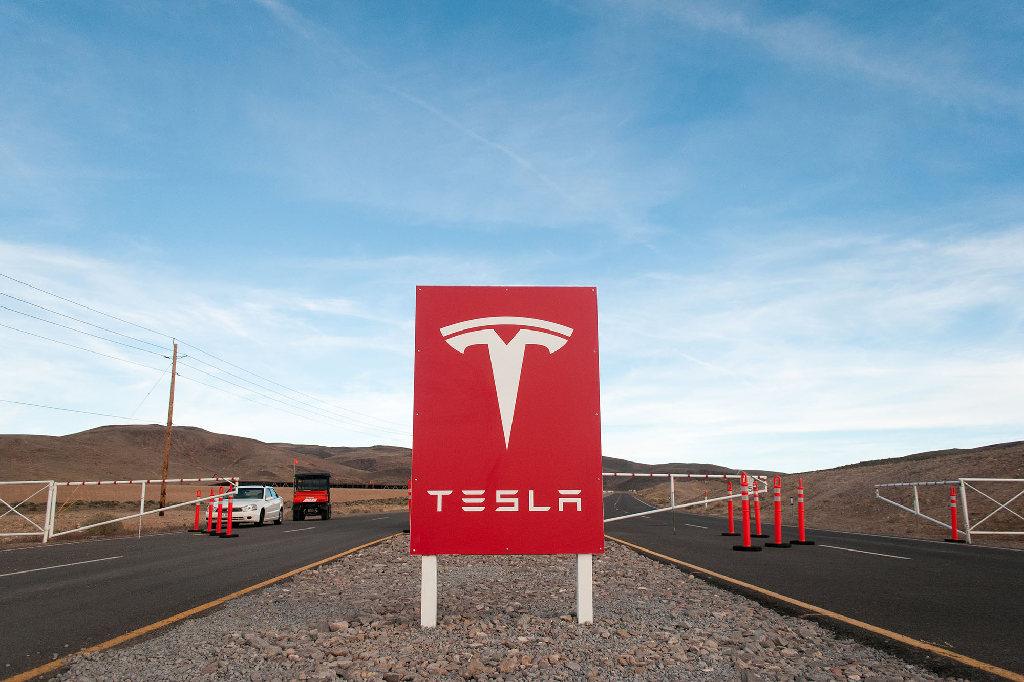 Tesla Cuts Staff At Nevada Gigafactory Because Of Coronavirus