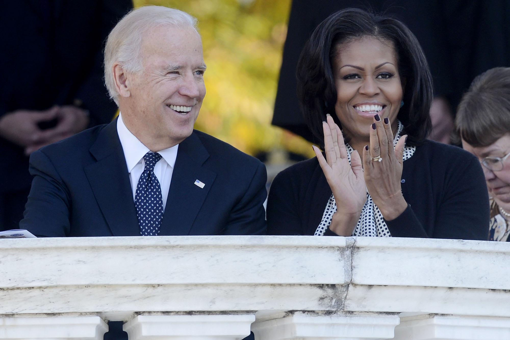 Michelle Obama in talks to endorse Joe Biden's 2020 campaign