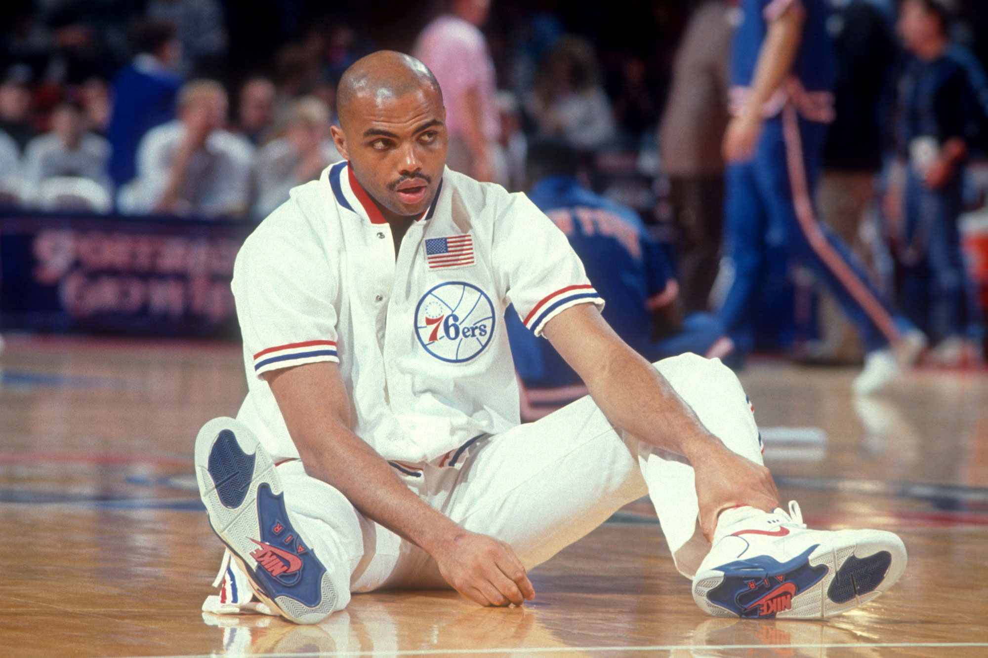 Charles Barkley shares his side of 1991