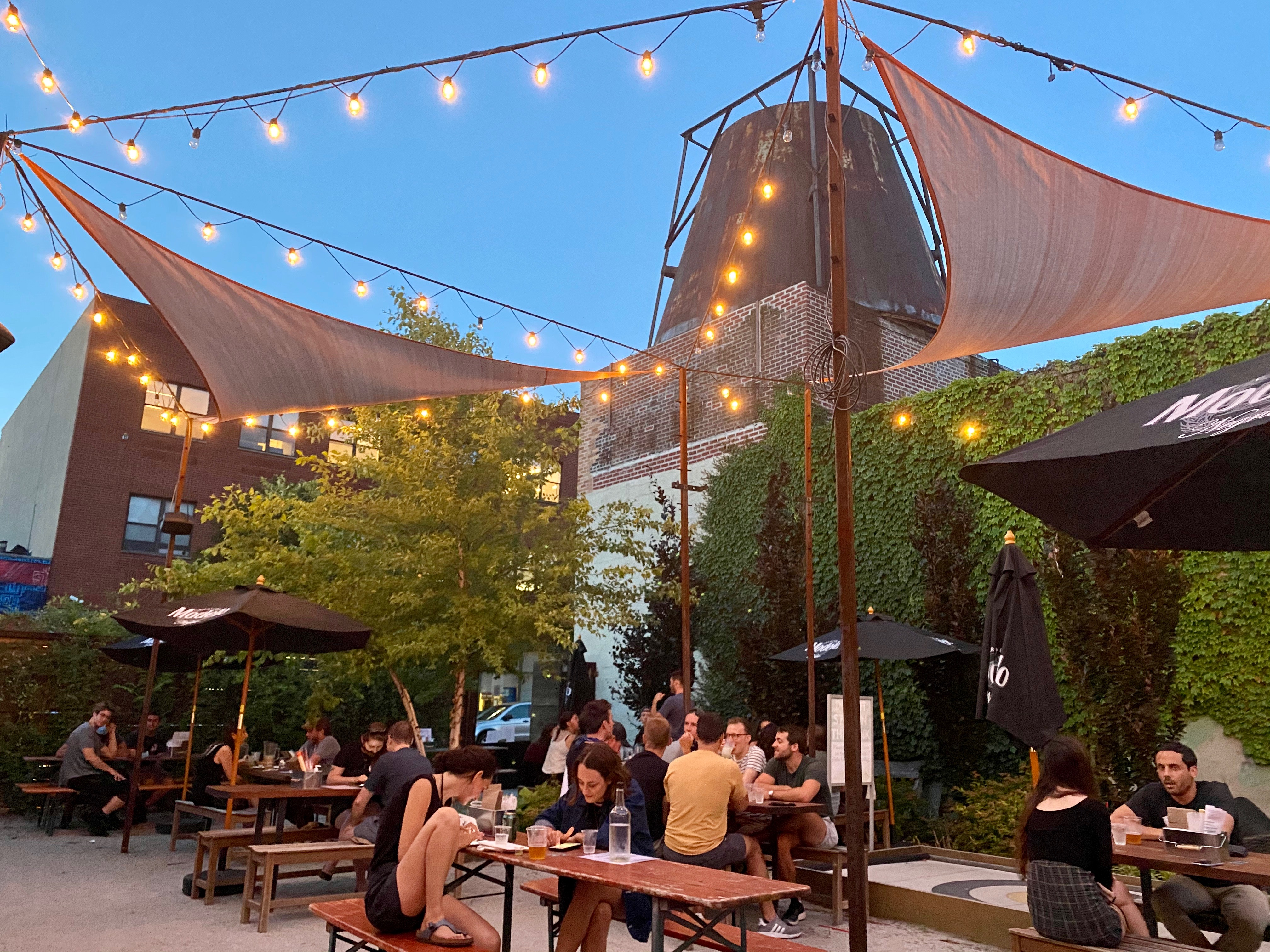 The Best Outdoor Dining In Nyc After Phase Two Reopening