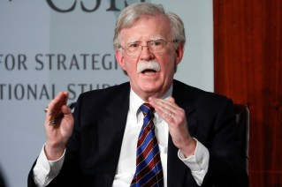 Bolton book details: Trump bashed aides, wanted to boot Pence