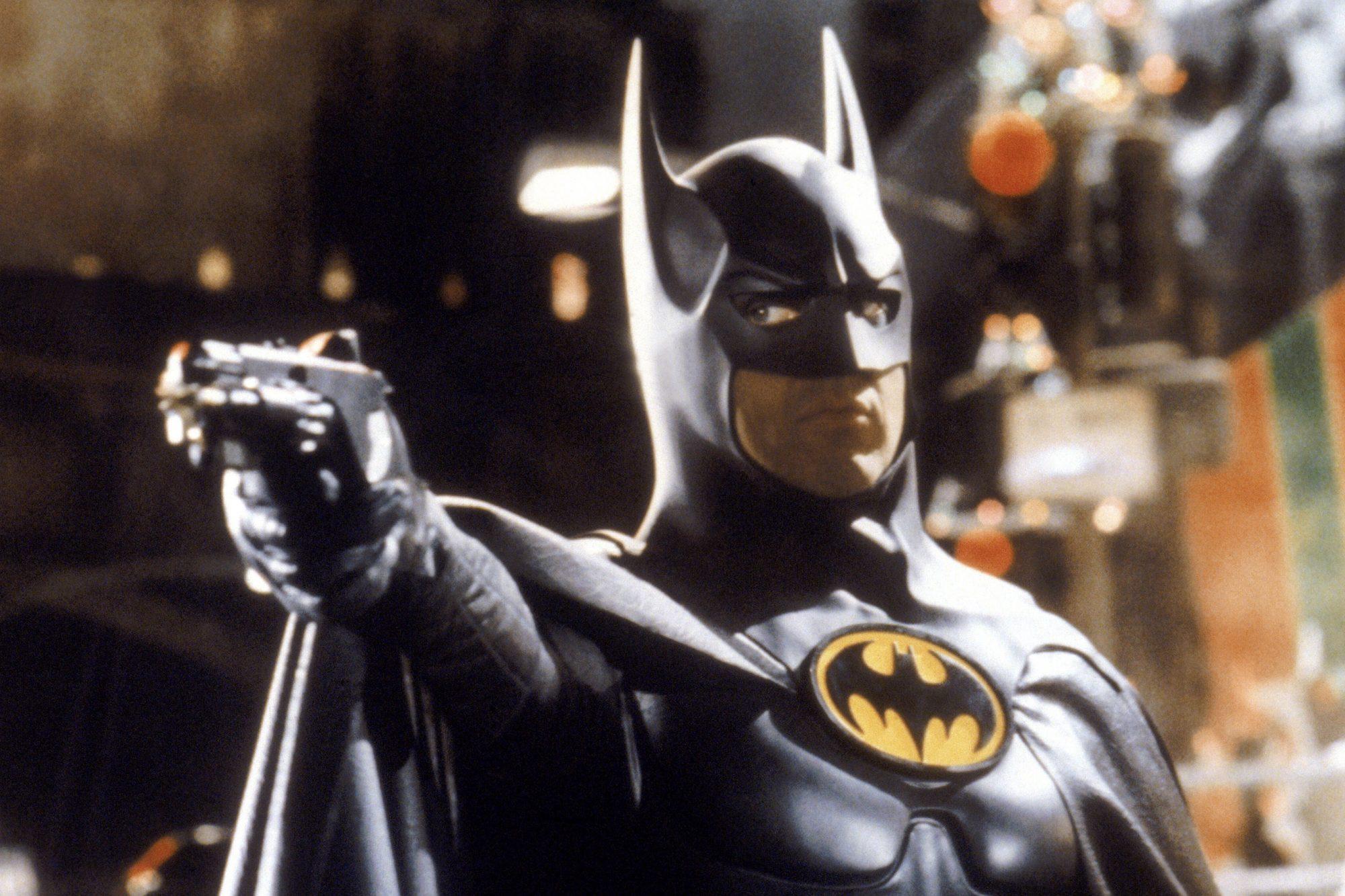 Michael Keaton may return as Batman in 'The Flash' film