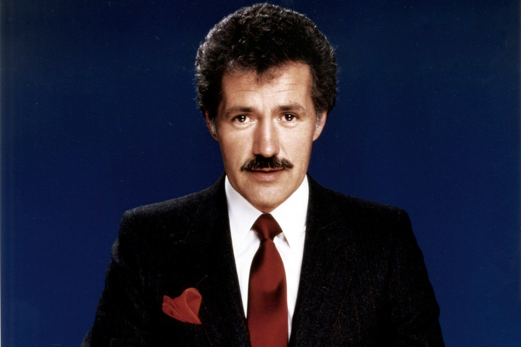 CLASSIC CONCENTRATION, Alex Trebek, 1987-91, ©NBC/courtesy Everett Collection
