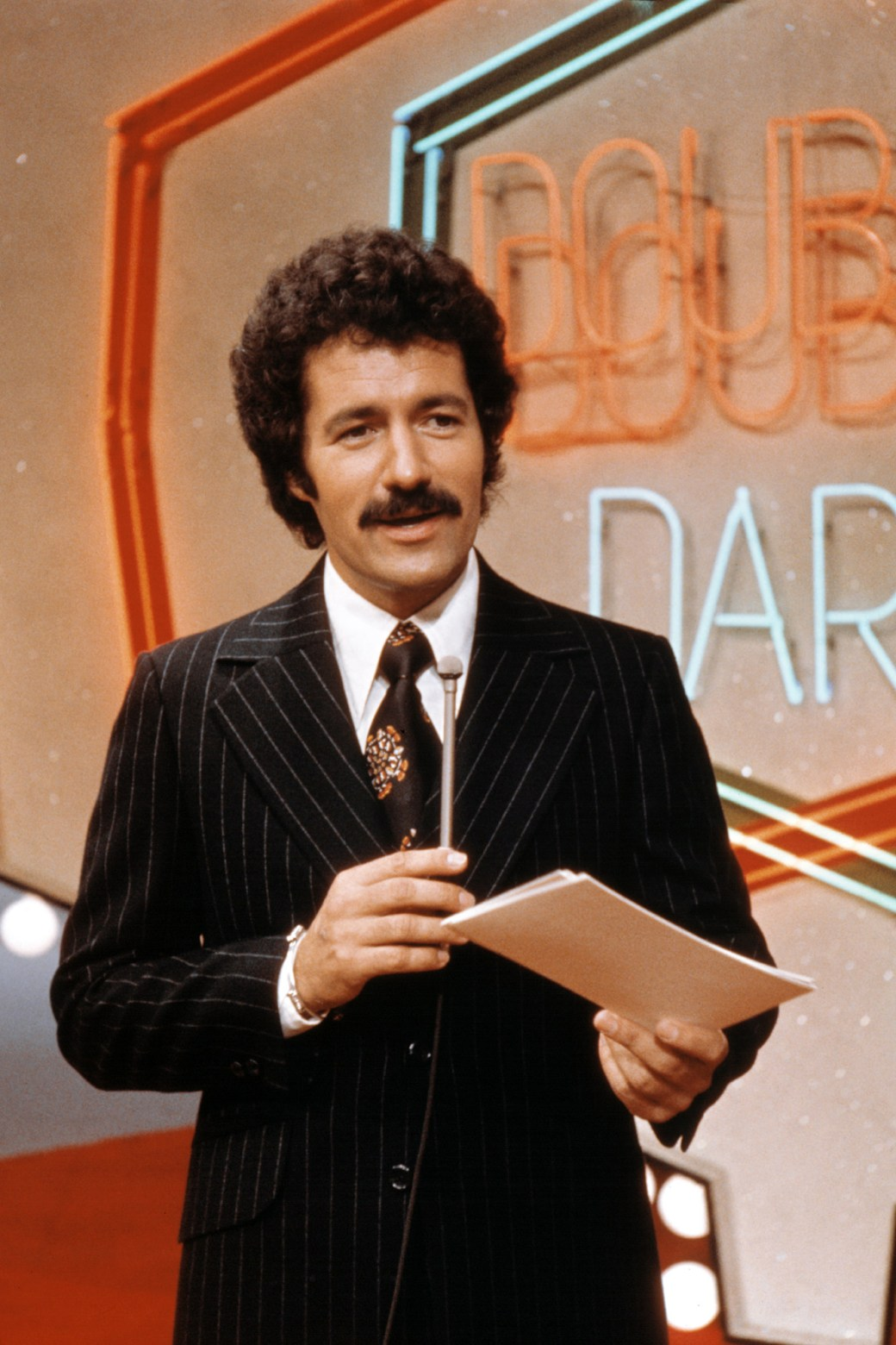 DOUBLE DARE, Alex Trebek, 1976-77