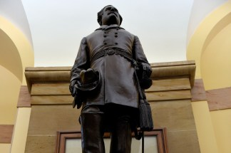 House Democrats Pass Bill to Remove Confederate Statues from Capitol