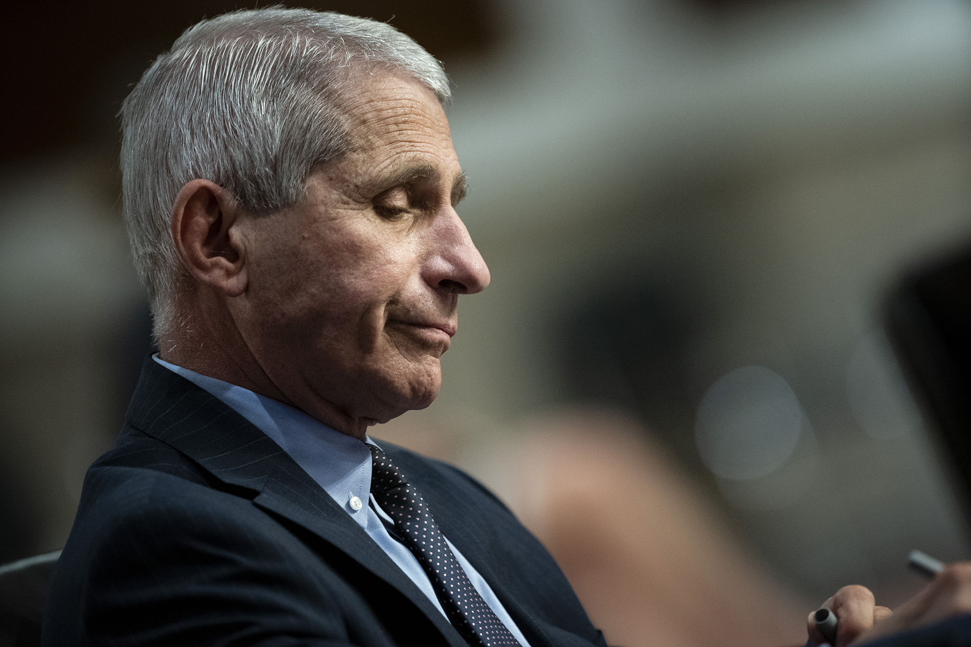Fauci warns of 'larger outbreak forward' for coronavirus in US