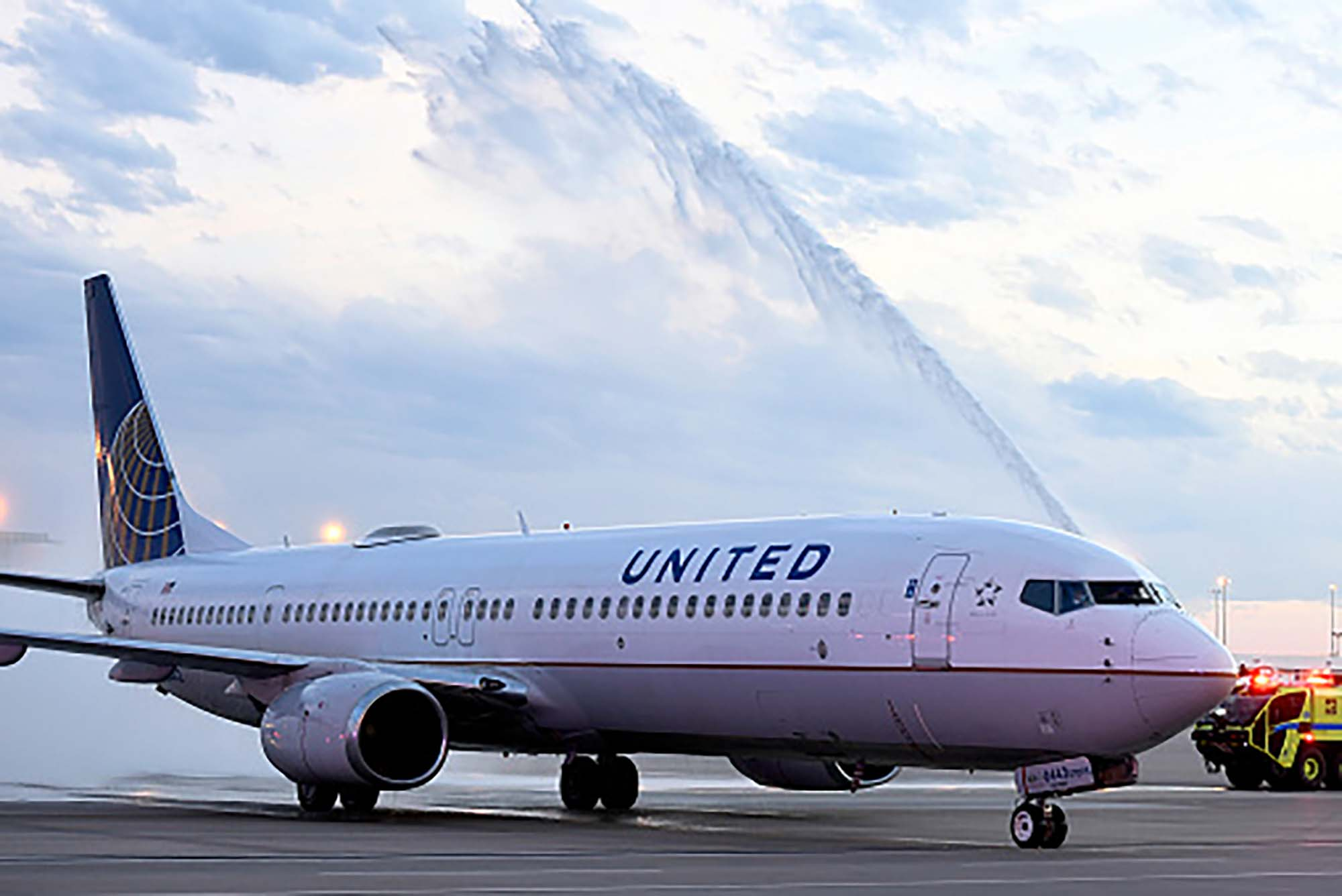 United Airlines To Triple Flights In August