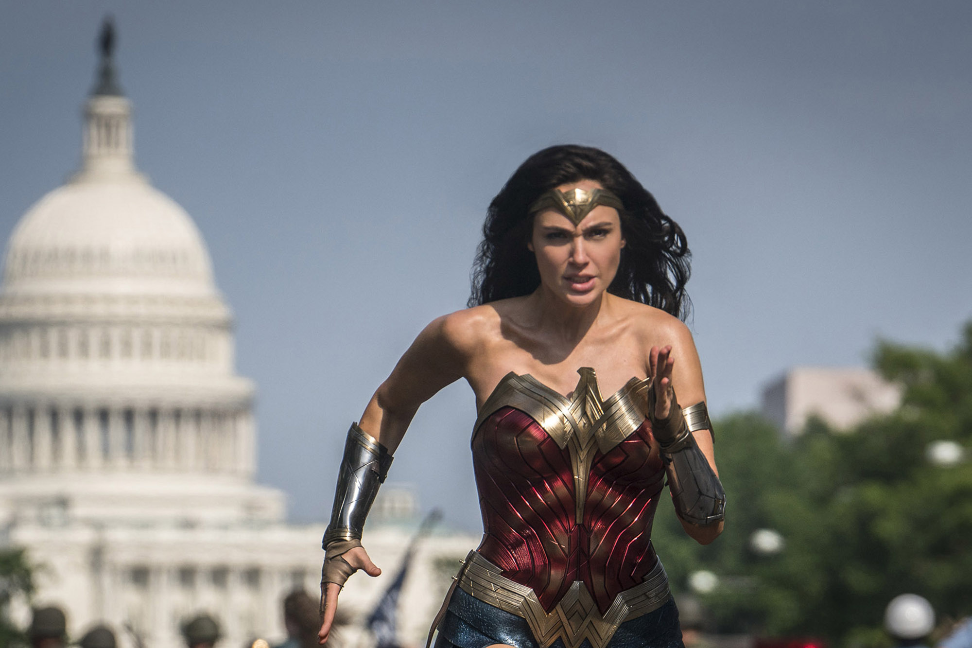 'Wonder Woman 1984' to premiere on HBO Max, theaters next month