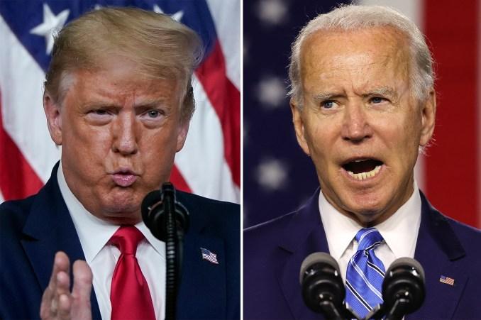 Trump rips Joe Biden for calling Arizona 'an important city'