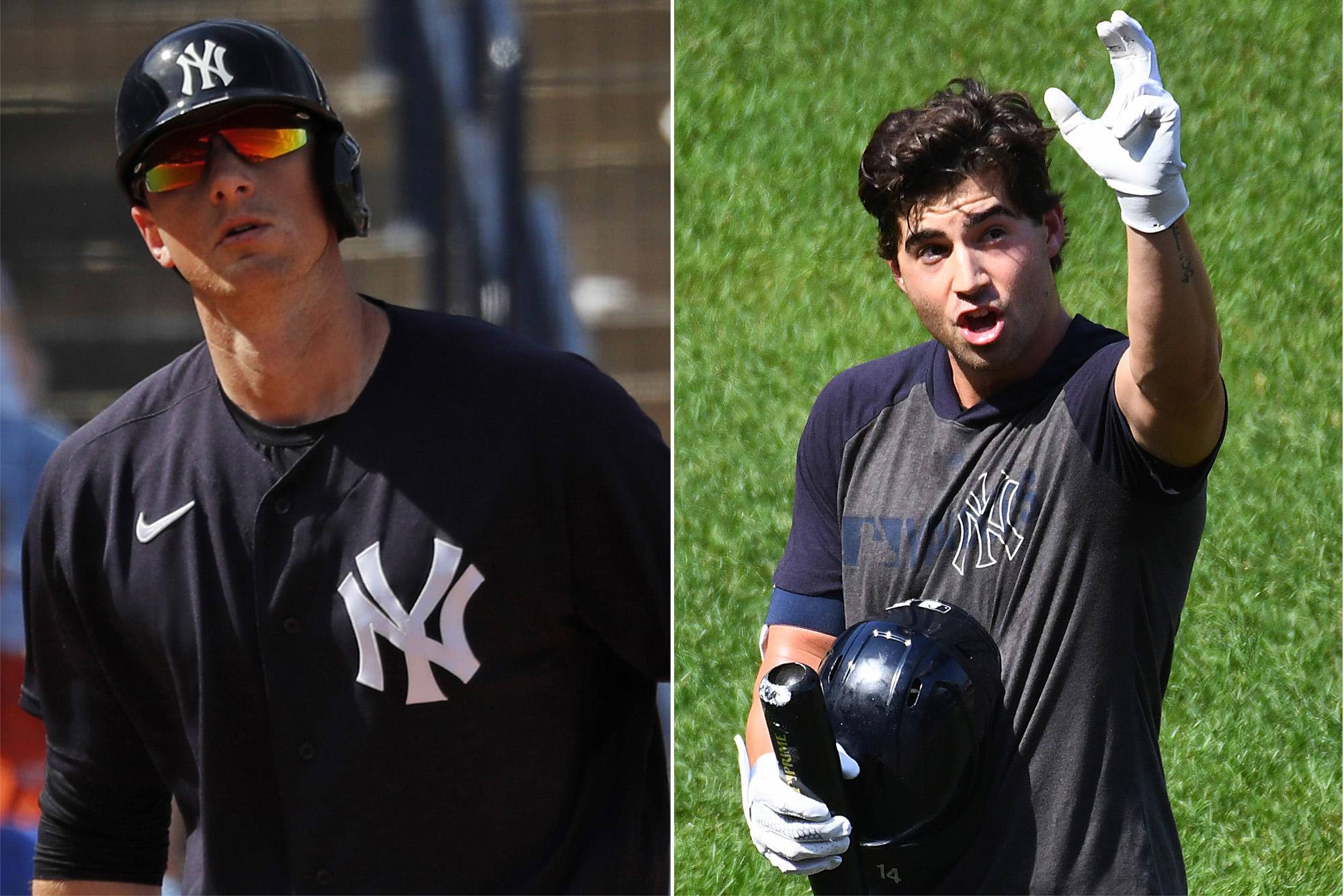 Yankees' DJ LeMahieu replacement options start with Tyler Wade