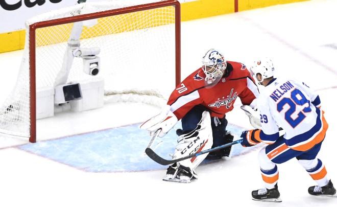 Islanders answer Alex Ovechkin challenge to take 2-0 series lead