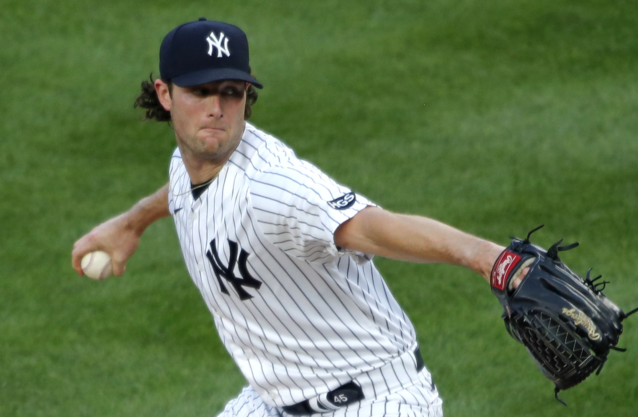 Unbeaten Gerrit Cole believes he has more to give Yankees