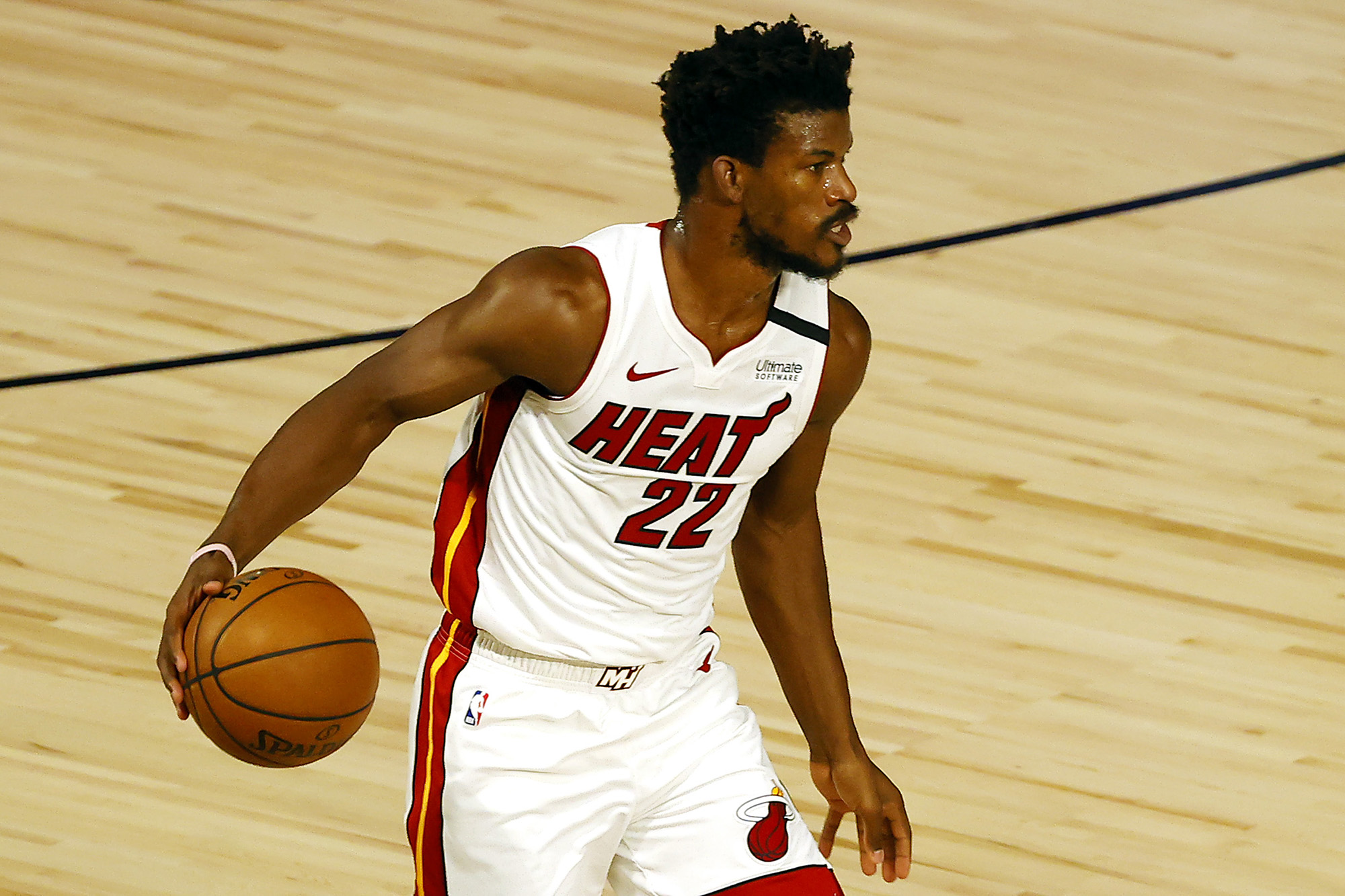 Why Nba Forced Jimmy Butler To Change His Nameless Heat Jersey