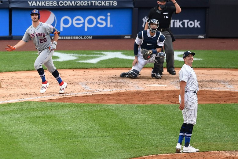 Chad Green's struggles out of the bullpen doom Yankees again