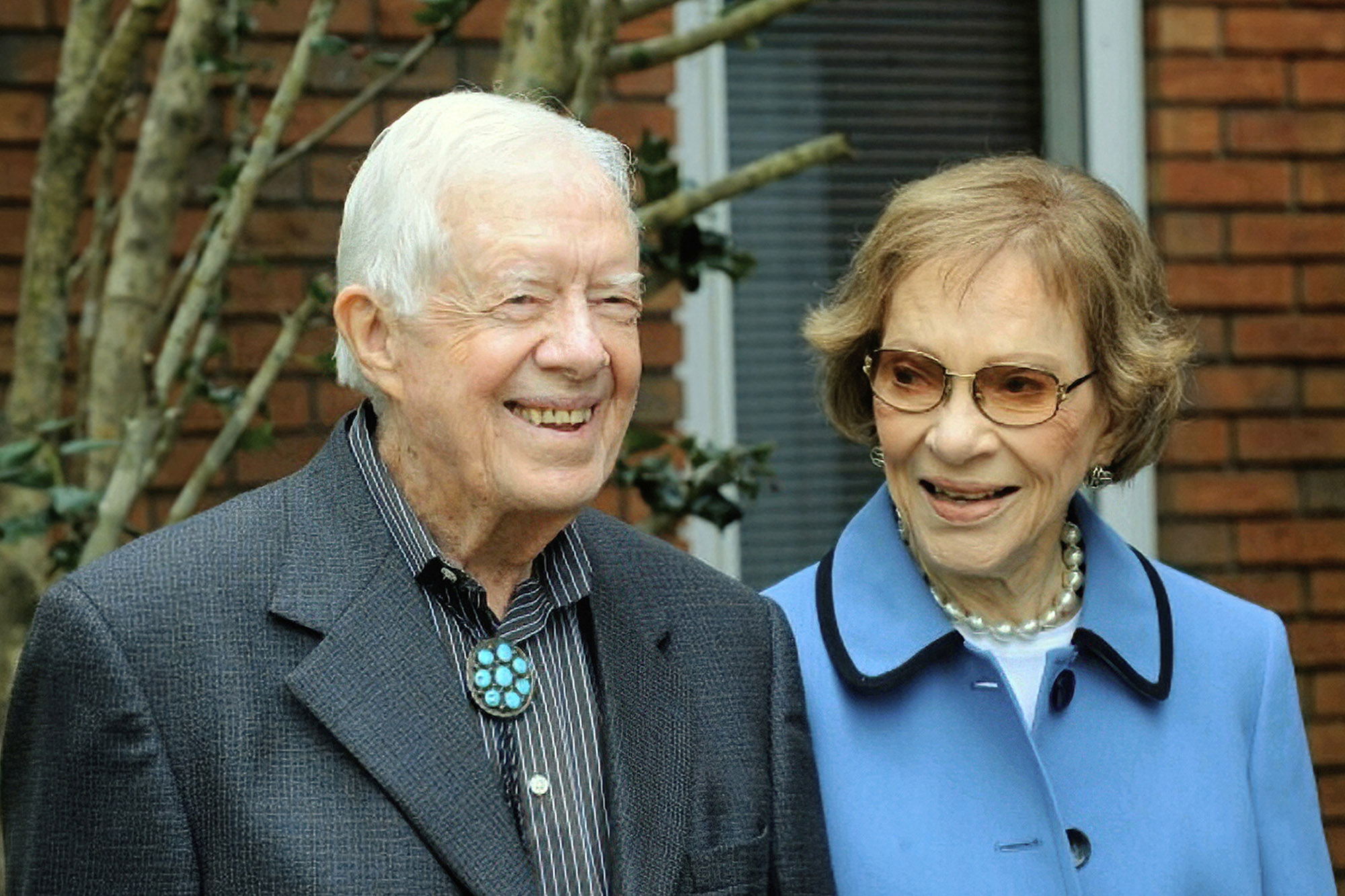Jimmy And Rosalynn Carter Caroline Kennedy Endorse Joe Biden At Dnc